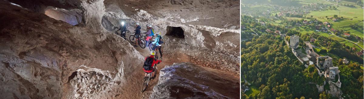 Od malice do kolesarjenja v rudniku