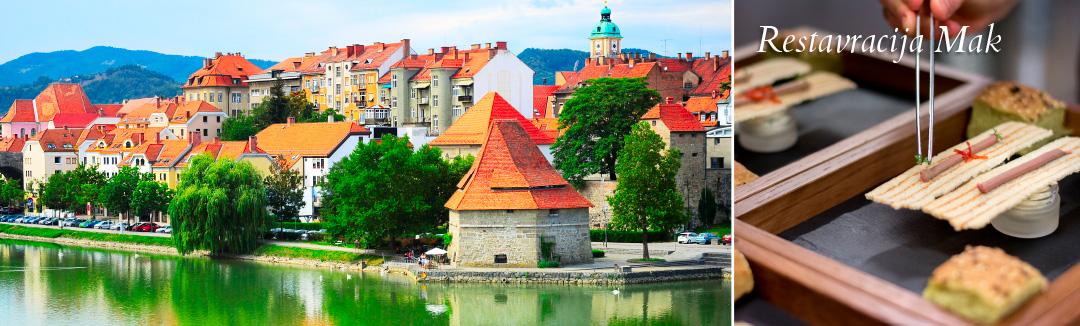 Maribor – la città sotto il Pohorje con la vite più antica al mondo
